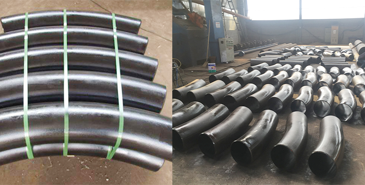 Carbon steel pipe bend -Beijing Metleader Pipeline